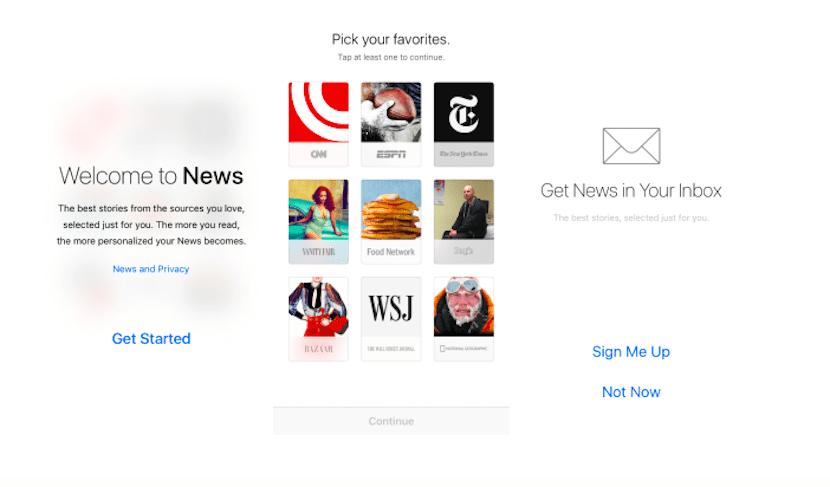 News iOS 9