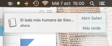 Siri-recordatorio