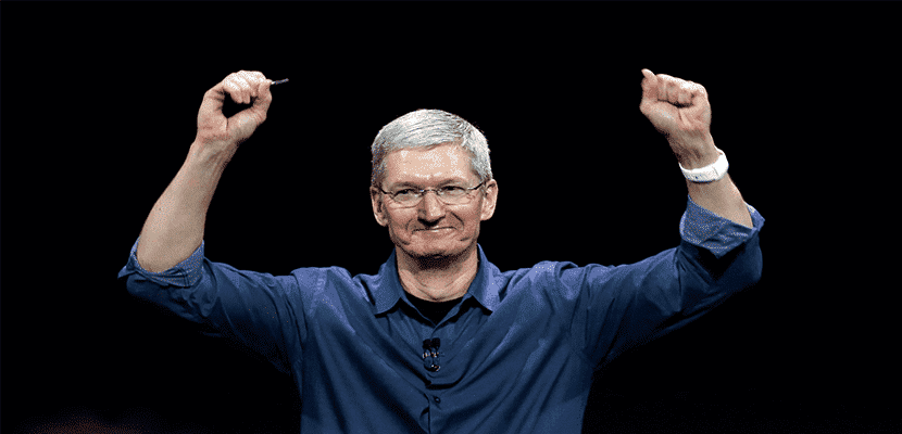 Tim Cook Ceo de Apple