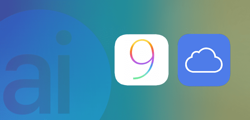 iCloude Drive iOS 9