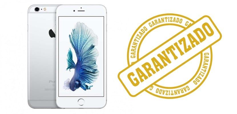 Garantía de un iPhone pirateado