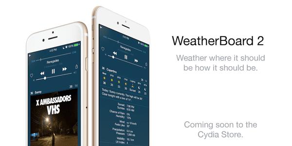 WeatherBoard 2
