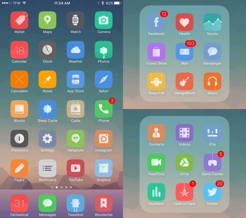 amor-winterboard iOS 9