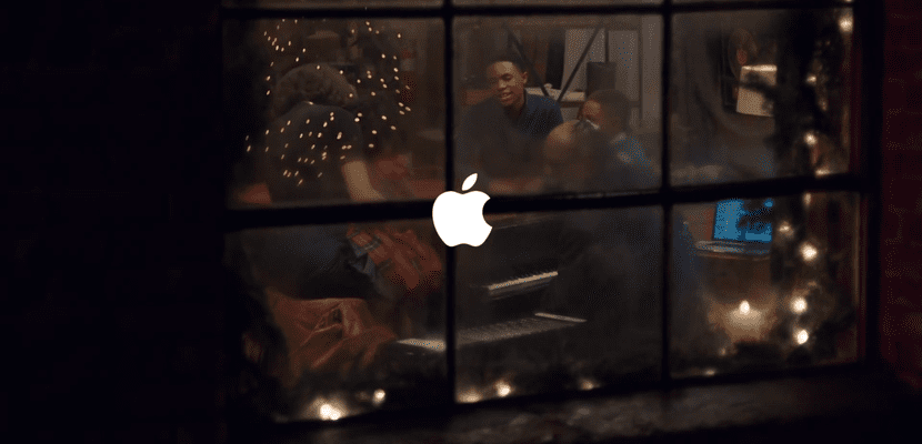 apple navidad stevie wonder
