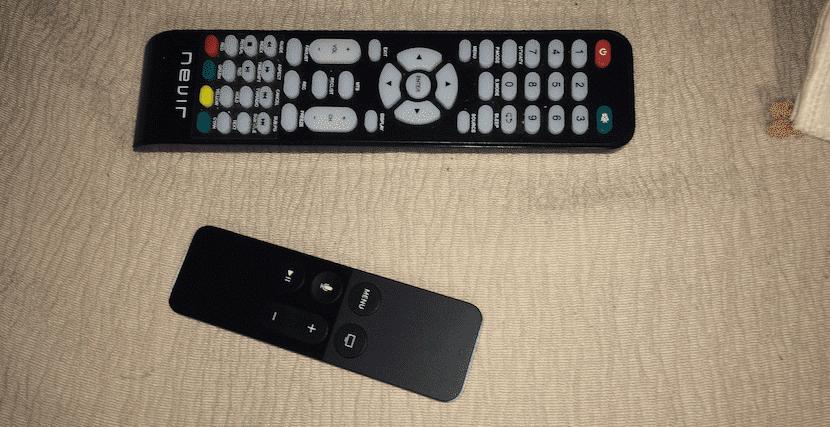 mando viejo siri remote