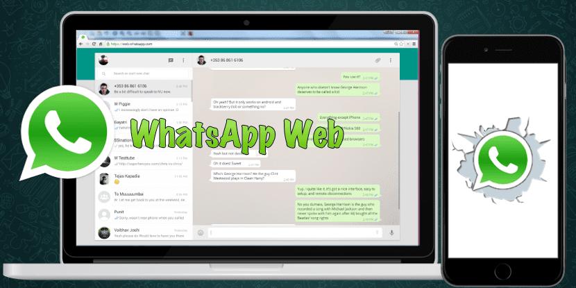 Whatsapp Web para iPhone