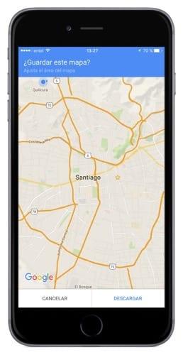 Usar Google Maps como un GPS gratuito