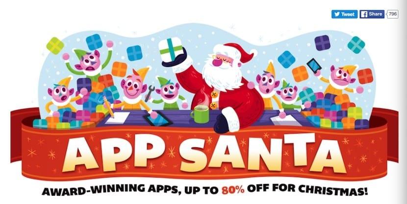 app-santa-descuentos-por-navidad
