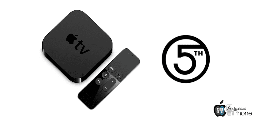 apple tv quinta generación