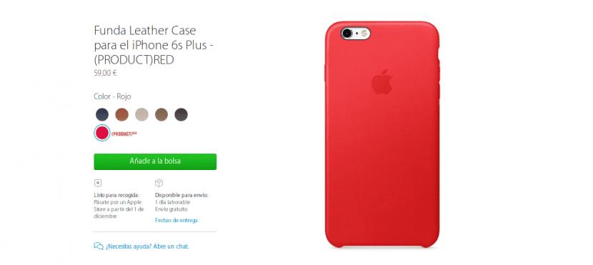 funda-cuero-iphone-6s-plus-roja