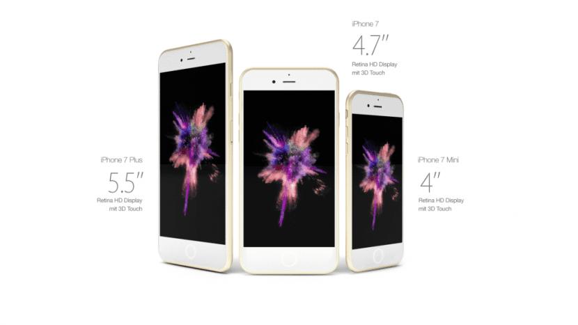 iPhone 7 conceptos