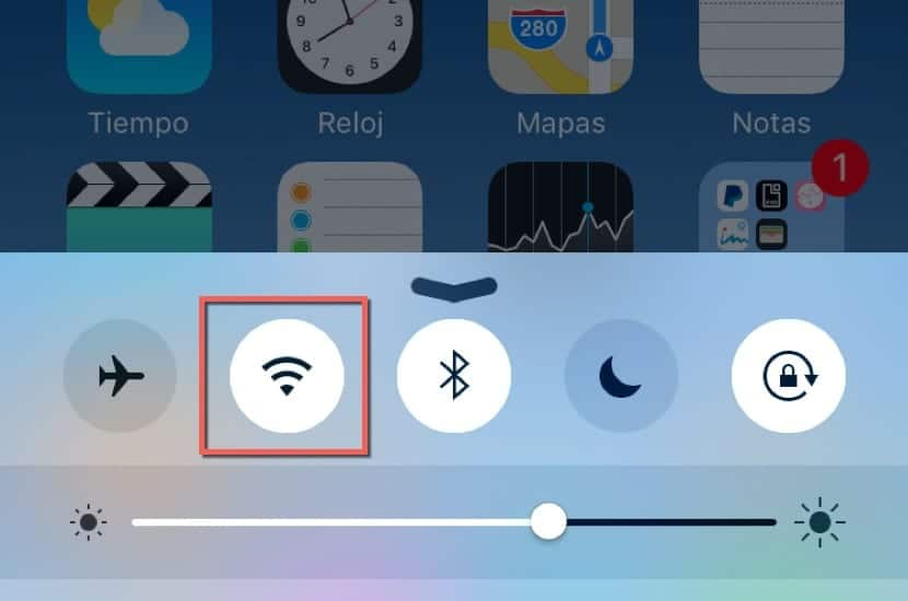 Apagar Wifi