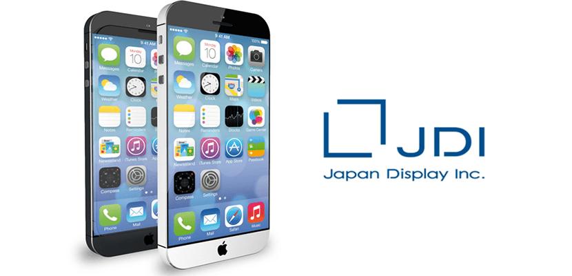 Japan Display iPhone