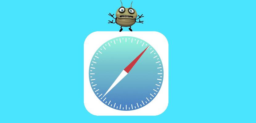 Safari-bug