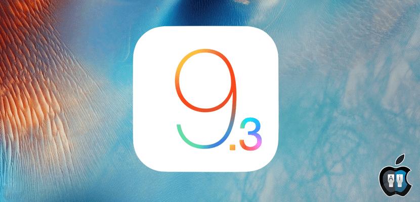 Apple lanza nueva versión de iOS 9.3 por el fallo de activación