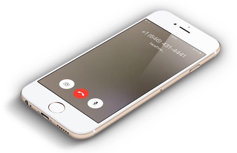 pasar de llamadas telefonicas a facetime