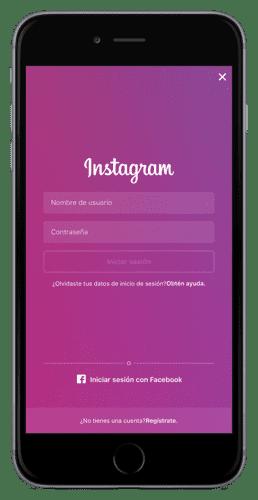 Añadir cuenta Instagram 4