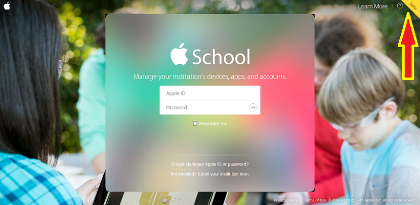 Apple-school-manager