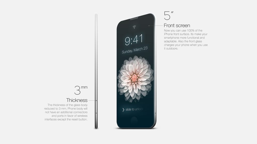 Concepto iPhone