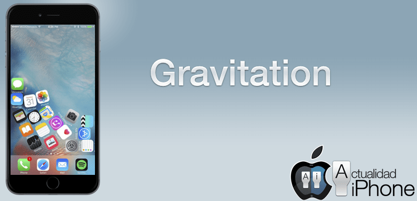 Gravitation-tweak
