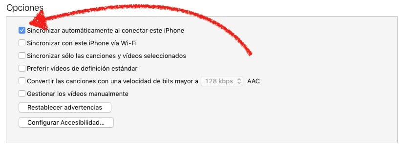Desactivar Helper de iTunes
