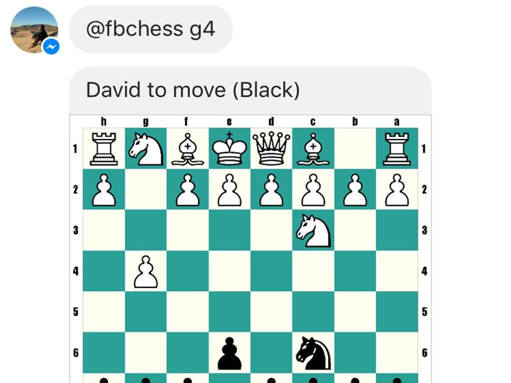 ajedrez Messenger