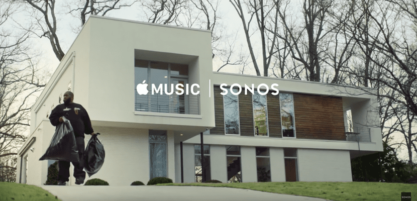 apple music sonos