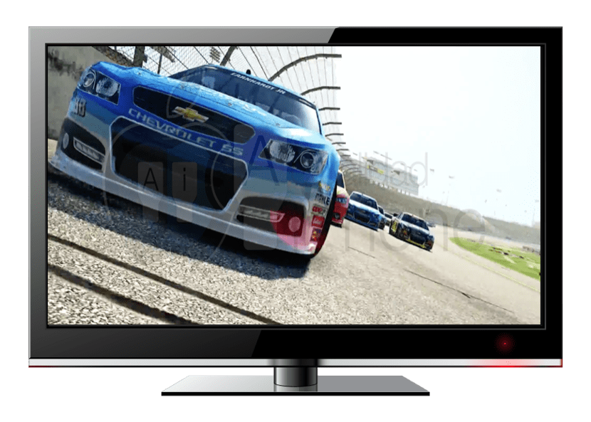 real-racing-3-tv