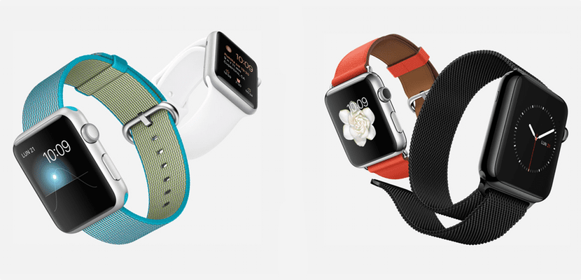 Apple Watch reparacion