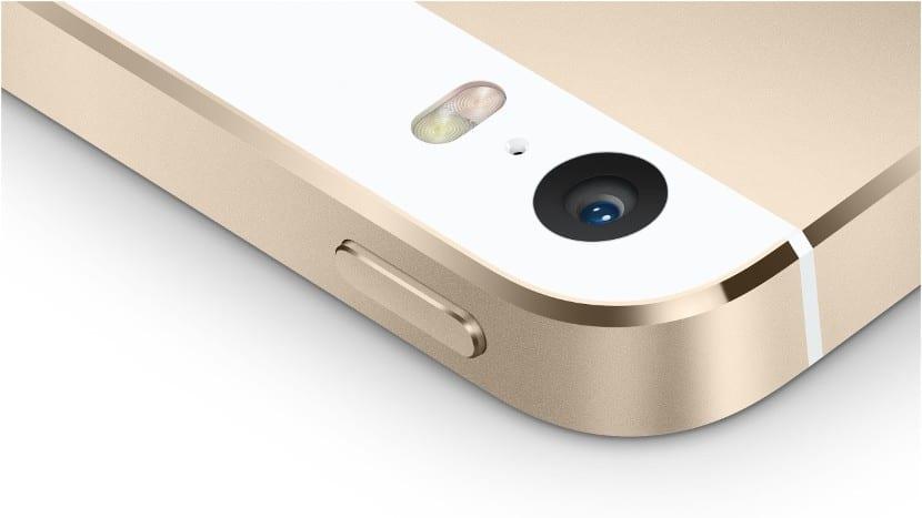Cámara iPhone 5s