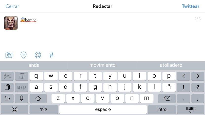 Comprobar ortografía en el iPhone