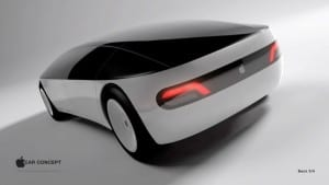 Concepto Apple Car