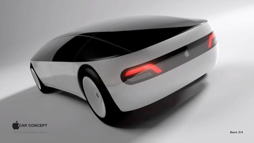 Concepto Apple Car