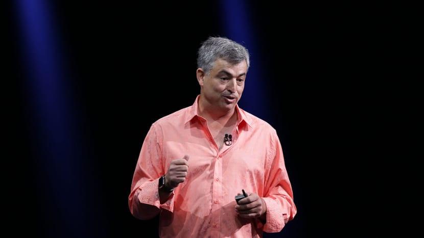 Eddy Cue, VP de Apple