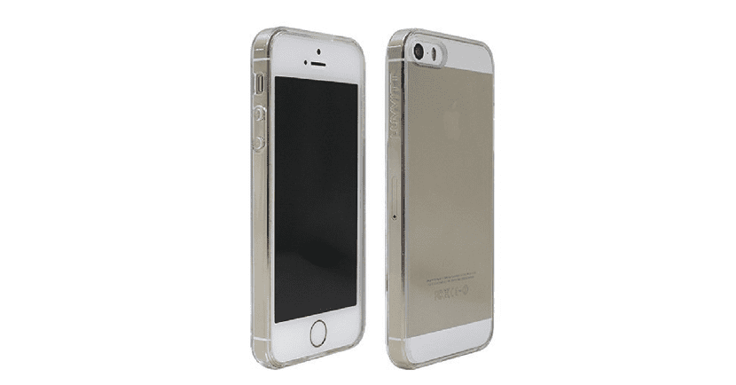 Funda Luvvit Clearview para iPhone SE