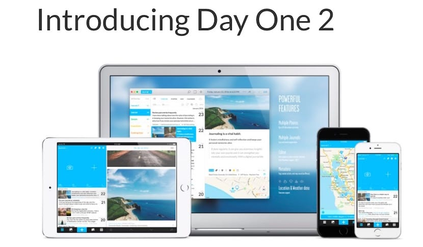 Consigue Day One 2.0 gratis con la aplicación Apple Store