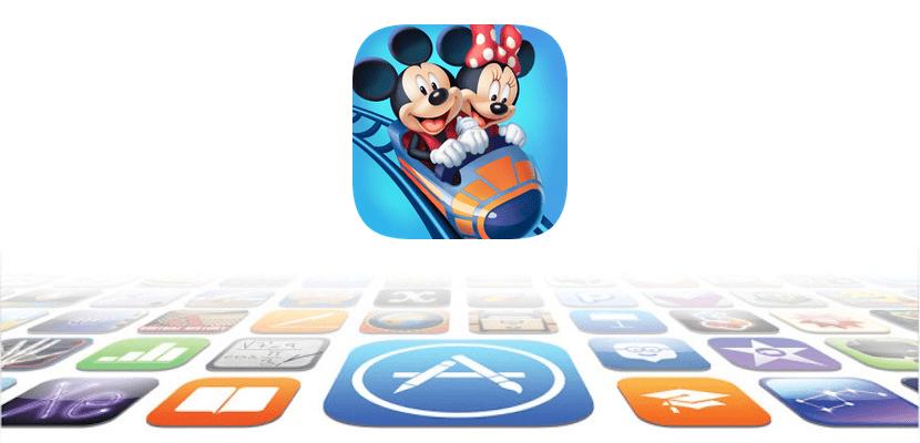 Disney en el App Store