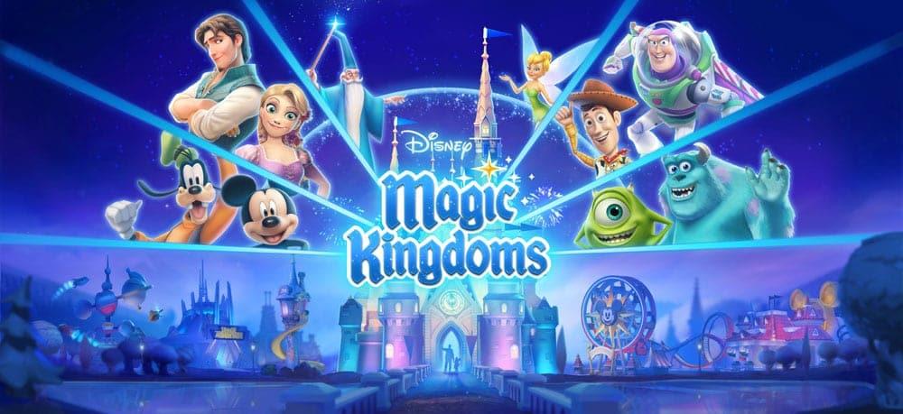Portada de Disney Magic Kingodms