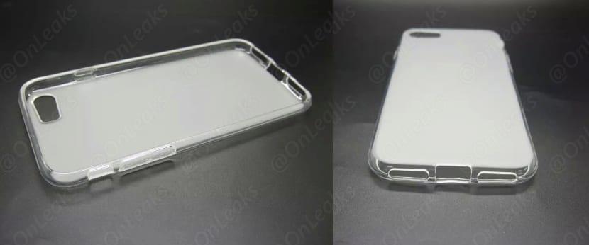 Filtración funda iPhone 7