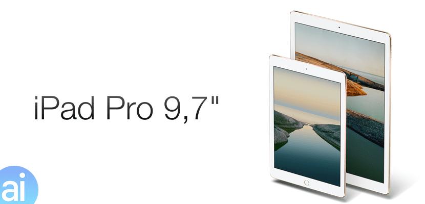 """Foto del iPad Pro 9,7"""""""