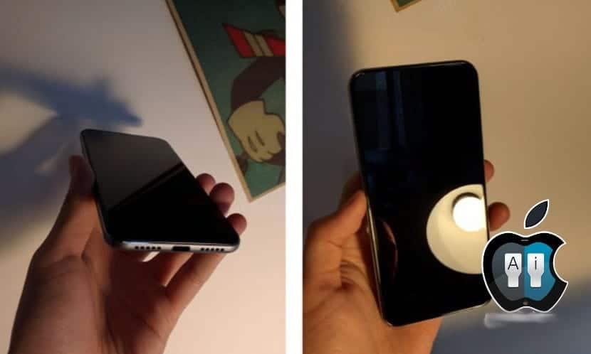 iPhone 7 sin botón de inicio