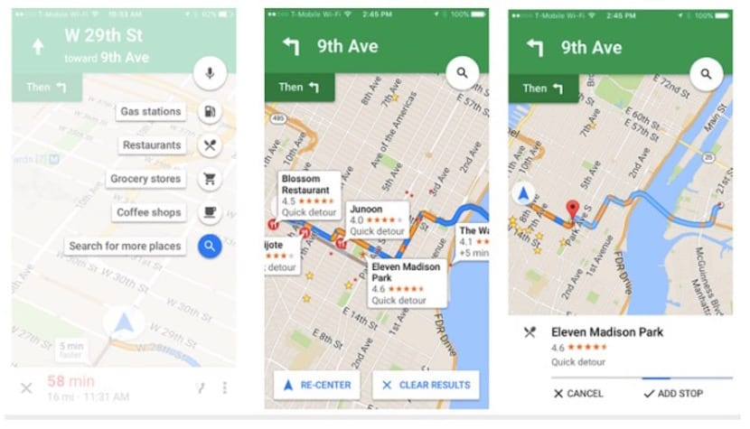novedades-google-maps