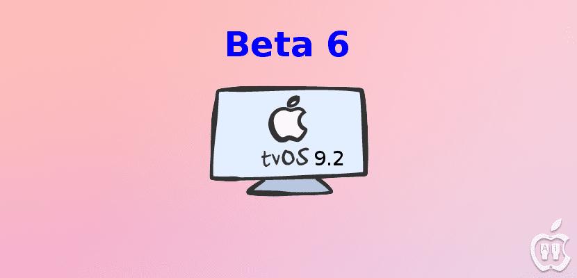 tvOS 9.2 beta 6