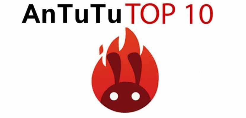 AnTuTu top 10