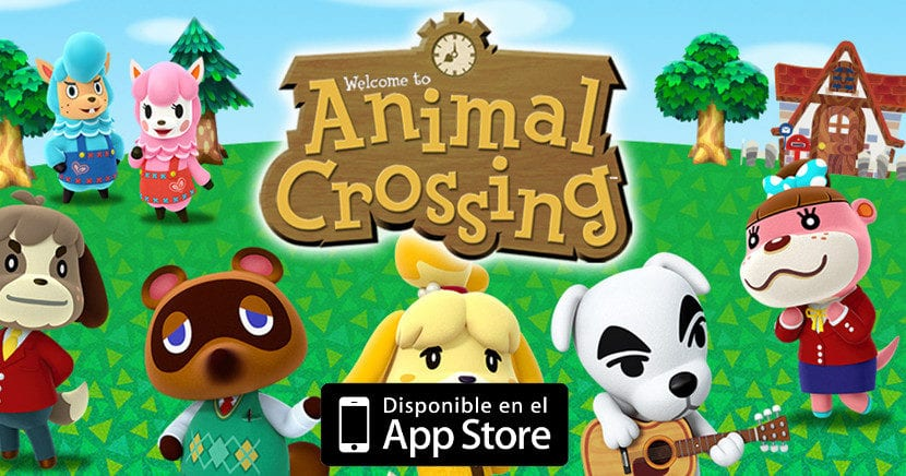Animal Crossing App Store