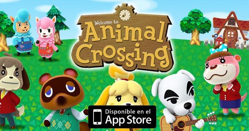 Animal Crossing App Store