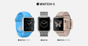 Apple Watch-s
