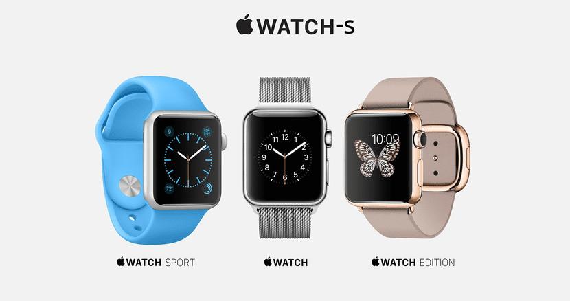 Apple Watch-s