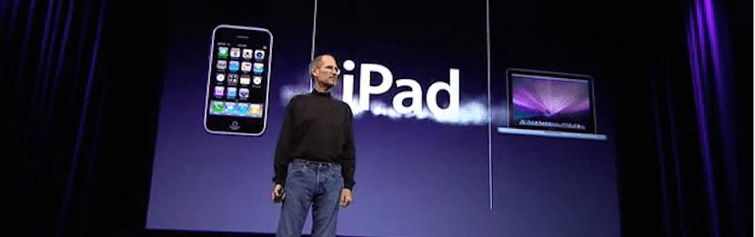 Presentación iPad