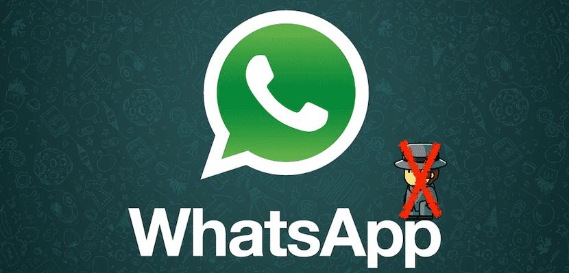 WhatsApp sin espías